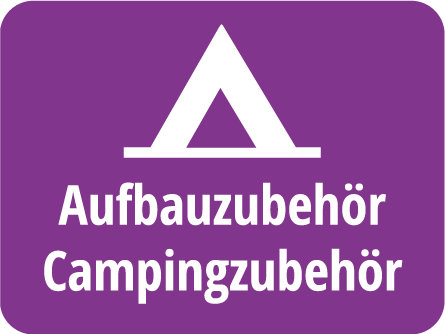 Aufbauzubehör / Campingzubehör