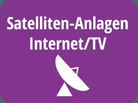 Satelliten-Anlagen Internet/TV